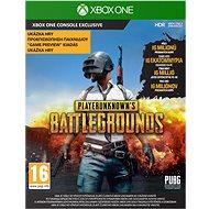 PlayerUnknowns Battlegrounds - Xbox One - Konzoljáték