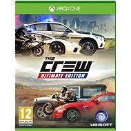 The Crew Ultimate Edition - Xbox One - Konzoljáték
