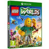 LEGO Worlds - Xbox One - Konzoljáték