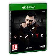 Vampyr - Xbox One - Konzoljáték
