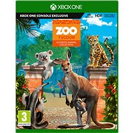 Zoo Tycoon: Ultimate Animal Collection - Xbox One - Konzol játék