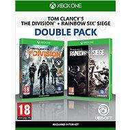 Rainbow Six Siege + The Division DuoPack - Xbox One - Konzol játék