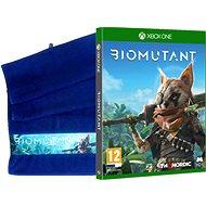 Biomutant - Törülközős kiadás - Xbox One