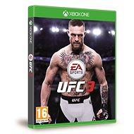 UFC 3 - Xbox One - Konzol játék
