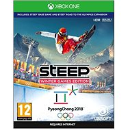 Steep Winter Games Edition - Xbox One - Konzol játék