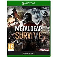 Metal Gear Survive - Xbox One - Konzoljáték