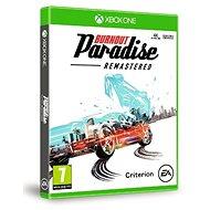 Burnout Paradise Remastered - Xbox One - Konzol játék