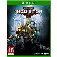 Warhammer 40,000: Inquisitor - Martyr - Xbox One - Konzoljáték