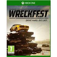 Wreckfest - Xbox One - Konzol játék