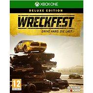 Wreckfest Deluxe Edition - Xbox One - Konzoljáték