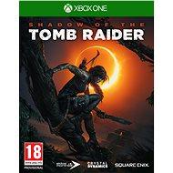 Shadow of the Tomb Raider - Xbox One - Konzoljáték