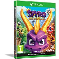Spyro Reignited Trilogy - Xbox One - Konzoljáték