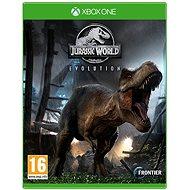 Jurassic World: Evolution - Xbox One - Konzol játék