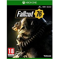 Fallout 76 - Xbox One - Konzoljáték