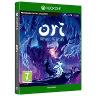 Ori and the Will of the Wisps - Xbox One - Konzol játék