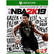 NBA 2K19 - Xbox One - Konzol játék