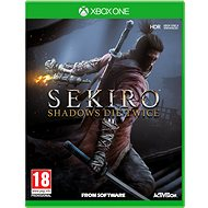 Sekiro: Shadows Die Twice - Xbox One - Konzoljáték