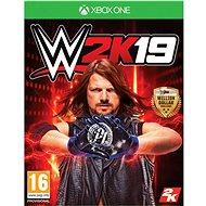 WWE 2K19 - Xbox One - Konzoljáték
