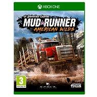 Spintires: MudRunner - American Wilds Edition - Xbox One - Konzoljáték