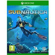 Subnautica - Xbox One - Konzol játék