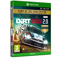 DiRT Rally 2.0 - Game of the Year Edition - Xbox One - Konzol játék