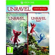 Unravel 1+2 - Yarny Bundle - Xbox One - Konzoljáték