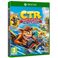 Crash Team Racing Nitro-Fueled - Xbox One - Konzoljáték