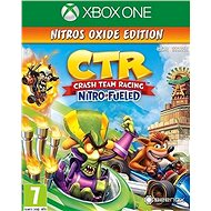 Crash Team Racing Nitro-Fueled - Nitros Oxide Edition - Xbox One - Konzoljáték