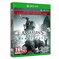 Assassins Creed 3 + Liberation Remaster - Xbox One - Konzol játék