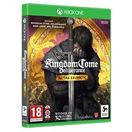 Kingdom Come: Deliverance Royal Edition - Xbox One - Konzoljáték
