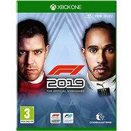 F1 2019 - Xbox One - Konzoljáték