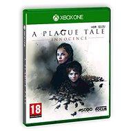 A Plague Tale: Innocence - Xbox One - Konzol játék