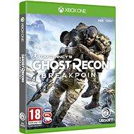 Tom Clancys Ghost Recon: Breakpoint - Xbox One - Konzoljáték