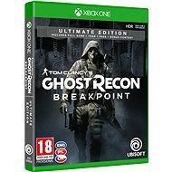 Tom Clancys Ghost Recon: Breakpoint Ultimate Edition - Xbox One - Konzoljáték