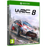 WRC 8 The Official Game - Xbox One - Konzoljáték
