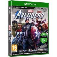 Marvels Avengers - Xbox One - Konzoljáték
