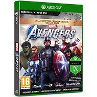 Marvels Avengers: Deluxe Edition - Xbox One - Konzoljáték