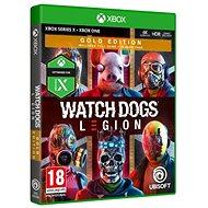 Watch Dogs Legion Gold Edition - Xbox One - Konzol játék