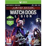 Watch Dogs Legion Limited Edition - Xbox One - Konzol játék