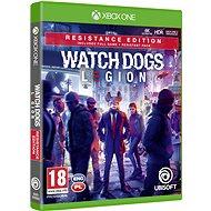 Watch Dogs Legion Resistance Edition - Xbox One - Konzol játék