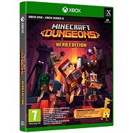 Minecraft Dungeons: Hero Edition - Xbox One - Konzol játék