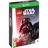 LEGO Star Wars: The Skywalker Saga - Deluxe Edition - Xbox - Konzol játék