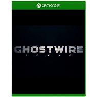 Ghostwire Tokyo - Xbox One - Konzoljáték