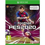 eFootball Pro Evolution Soccer 2020 - Xbox One - Konzoljáték