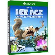 Xbox One Ice Age: Scratts Nutty Adventure - Konzoljáték