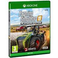 Farming Simulator 19 Platinum Edition - Xbox One - Konzoljáték
