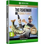 The Fisherman: Fishing Planet - Xbox One - Konzoljáték