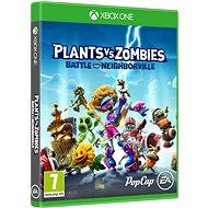 Plants vs Zombies: Battle for Neighborville - Xbox One - Konzoljáték
