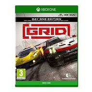 Grid (2019) - Xbox One - Konzol játék
