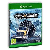 SnowRunner - Xbox One - Konzol játék